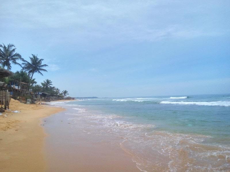 Шри-Ланка, в Хиккадуве