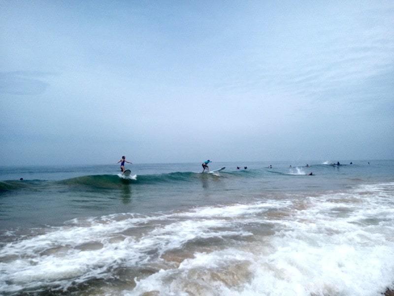Шри-Ланка, спот в Хиккадуве