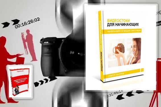 Книга по заработку на Videohive (Envato)