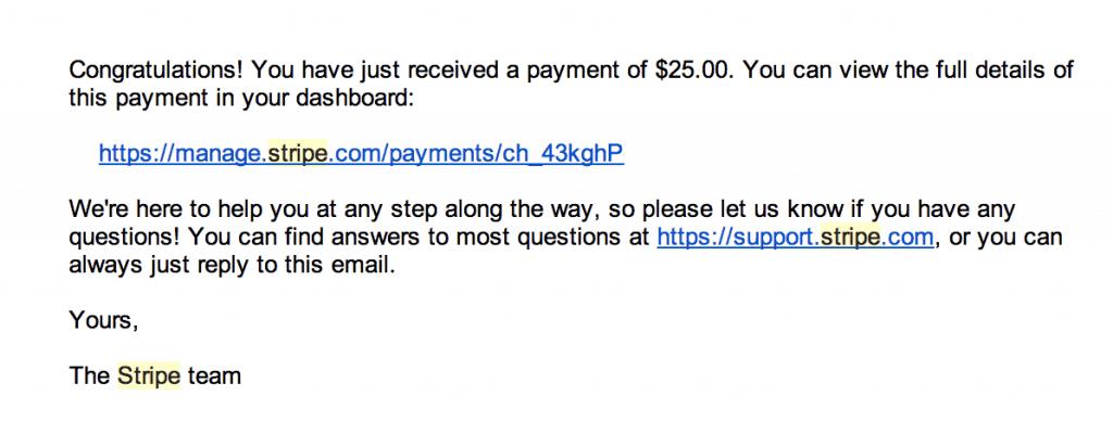 Первые деньги на интернет проекте