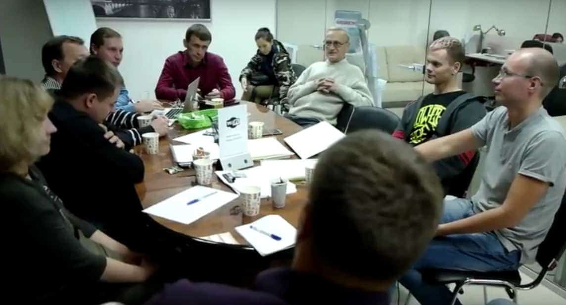 Встреча клуба инвесторов в Москве