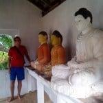 Храм в Додандуве, Шри-Ланка