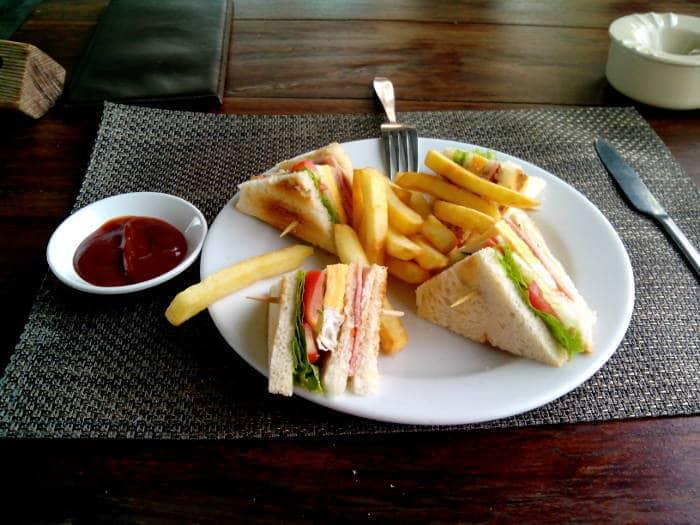 Дешевая еда в Таиланде